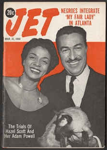 Adam Clayton Powell Jr., Jet Magazine Cover