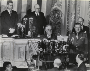 President Franklin Roosevelt's 1943 State of the Union Address