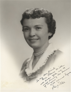 Iris Faircloth Blitch
