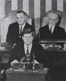 President Kennedy's 1962 State of the Union Speech