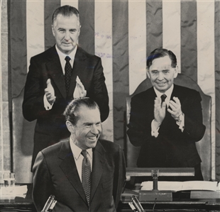 President Nixon's 1971 State of the Union Address