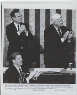 President Reagan's 1986 State of the Union Address