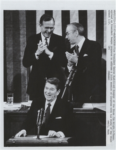 President Reagan's 1987 State of the Union Address