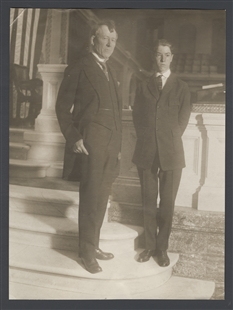 Philip Pitt Campbell and House Page Gilbert Gates