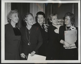 Five Congresswomen