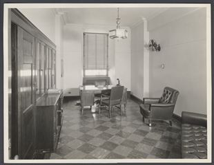 Longworth Building Private Office