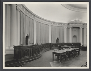 Rostrum of Caucus Room, Longworth Building