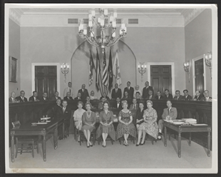 House Interior and Insular Affairs Committee and Staff