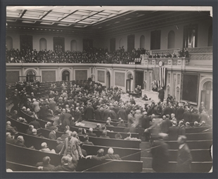 Opening of the House of Representatives