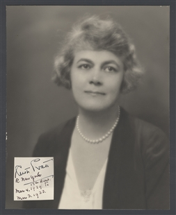 Ruth Sears Baker Pratt