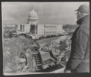 Subway to the Capitol Under Construction