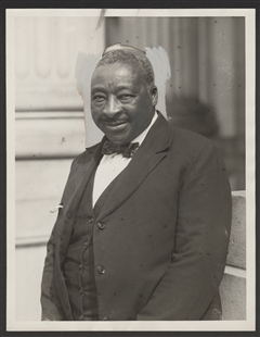 Harry Parker, Doorkeeper, House Ways and Means Committee