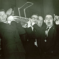 Firecrackers in the House Chamber: The 1954 Shooting (PDF)