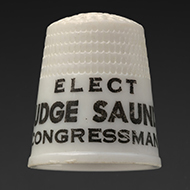 Campaign Collectibles: Running for Congress