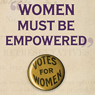 """<i>""""Women Must Be Empowered"""": The U.S. House of Representatives and the Nineteenth Amendment</i> [PDF]"""