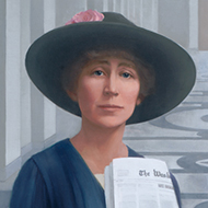 People: Jeannette Rankin's Biographical Profile