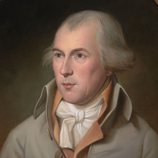 Representative James Madison of Virginia