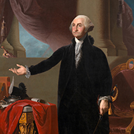 Artist Gilbert Stuart's Portraits of George Washington