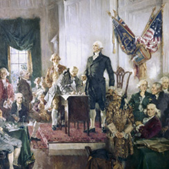Rhode Island's Ratification of the Constitution