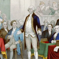 George Washington Wrote the Continental Congress About Conditions in Boston