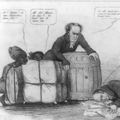 Vermont Representative William Slade's Antislavery Speech in the 25th Congress