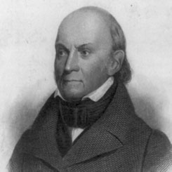 The Election of John Quincy Adams of Massachusetts