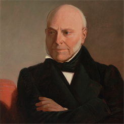The House of Representatives Elected John Quincy Adams as President