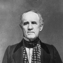 A Duel Involving Representative Sam Houston of Tennessee