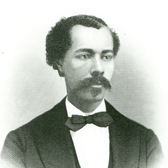 Representative John Roy Lynch of Mississippi