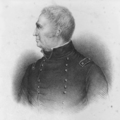 Future President Zachary Taylor's Unprecedented Three Congressional Gold Medals