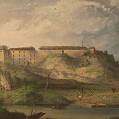 Portraits of Forts for the Committee on Military Affairs