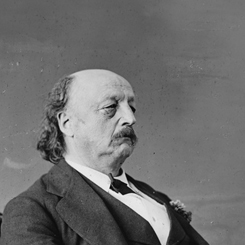Representative Benjamin Butler of Massachusetts