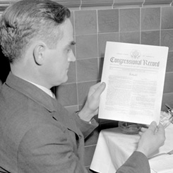 The Publication of the <em>Congressional Record</em>