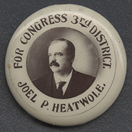 Representative Joel P. Heatwole of Minnesota