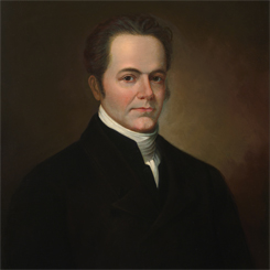 Speaker of the House Langdon Cheves of South Carolina