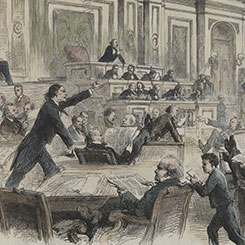 Joint Session to Count 1860 Electoral College Votes | US House of Representatives: History, Art & Archives