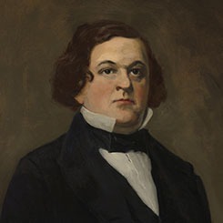 Speaker of the House Howell Cobb of Georgia