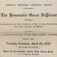 The Birth and Career of Representative Oscar S. De Priest of Illinois