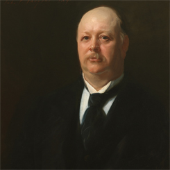 Speaker of the House Thomas Brackett Reed of Maine