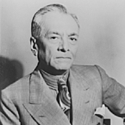Resident Commissioner Manuel Quezon of the Philippines