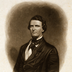 South Carolina Representative Preston Brooks's Attack on Senator Charles Sumner of Massachusetts