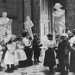 The Creation of National Statuary Hall