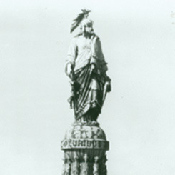 The Statue of Freedom