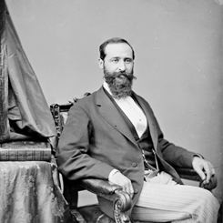 Delegate José Francisco Chaves of New Mexico