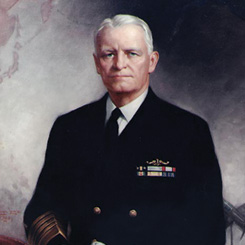 Admiral Chester W. Nimitz's address to a Joint Meeting of Congress