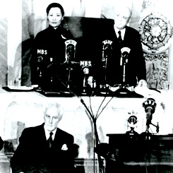 Madame Chiang Kai-Shek of China Addressed the House of Representatives