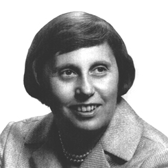 Representative Ella Grasso of Connecticut