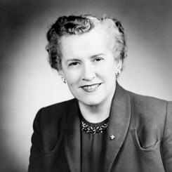 Representative Edith Starrett Green of Oregon