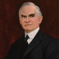 Speaker of the House Joseph Byrns of Tennessee