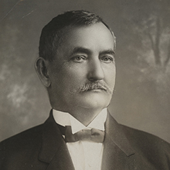 President Woodrow Wilson Addresses a Joint Session to Avert a National Railroad Strike